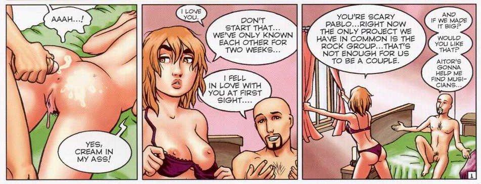 Mini Comics XXX