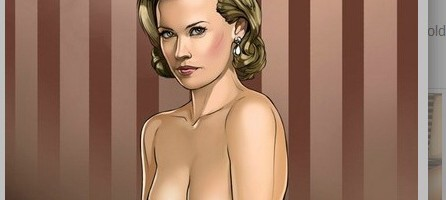American actress in porn comics 2