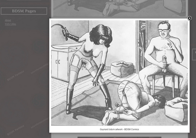 Adult comix of BDSM - BDSM Galleries