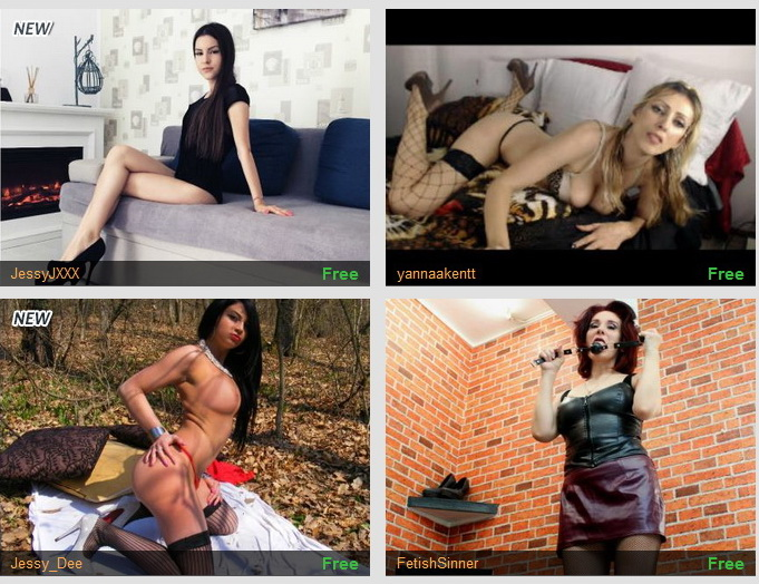 Private XXX zone of cams - Webcam Girls