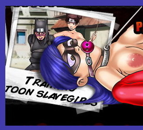 BDSM cartoon & comics